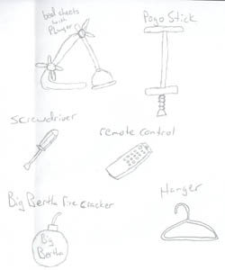Various Items Group 2