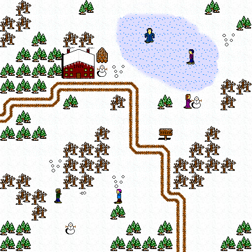 An RPG Winter