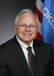 Oklahoma State Representative Bobby Cleveland